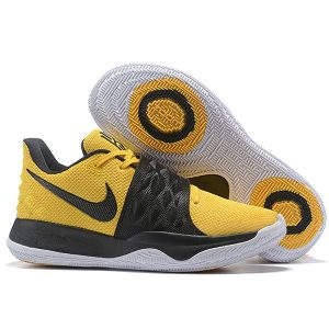 044ad317577c190f 300x300 - Nike Kyrie4 Low 厄文4 綁帶 低幫 實戰 男子 籃球鞋 黑黃色 新款瘋狂搶購❤️