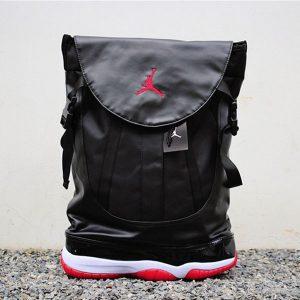 05a3724424c0a365 300x300 - Air Jordan 喬丹11代黑紅雙肩包黑色