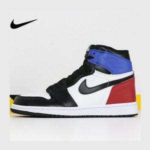 0e8b074f7854fa80 1 300x300 - Air Jordan 1 芝加哥 小閃電 黑紅藍 情侶款 高筒 休閒運動鞋 熱銷推薦❤️
