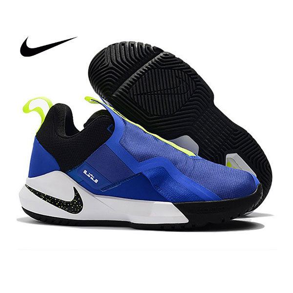 Nike Ambassador XI 詹姆斯使節11代低筒籃球鞋 寶藍色 無鞋帶 超熱賣❤️