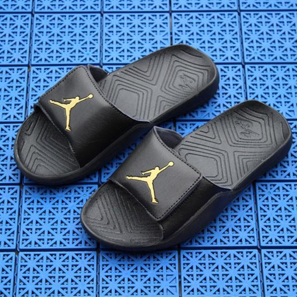 Air Jordan 橋丹系列拖鞋 AJ拖鞋 橋2拖鞋 橋4拖鞋 橋5拖鞋 橋7拖鞋 橋7拖鞋黑金男款