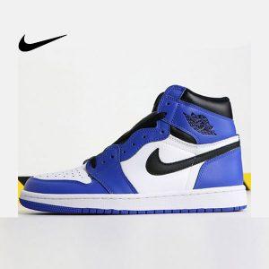 3e9749ba974542d1 1 300x300 - Air Jordan 1 Game Royal 喬丹1代小閃電 高筒籃球鞋 藍白色 男款 現貨限量❤️