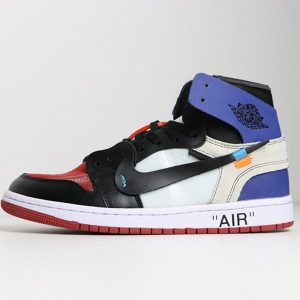41d3cf6b90ef434a 300x300 - OFF-WHITE x Air Jordan 1 Retro High OG 10X AA3834-101 喬1OFF聯名黑白紅男女款