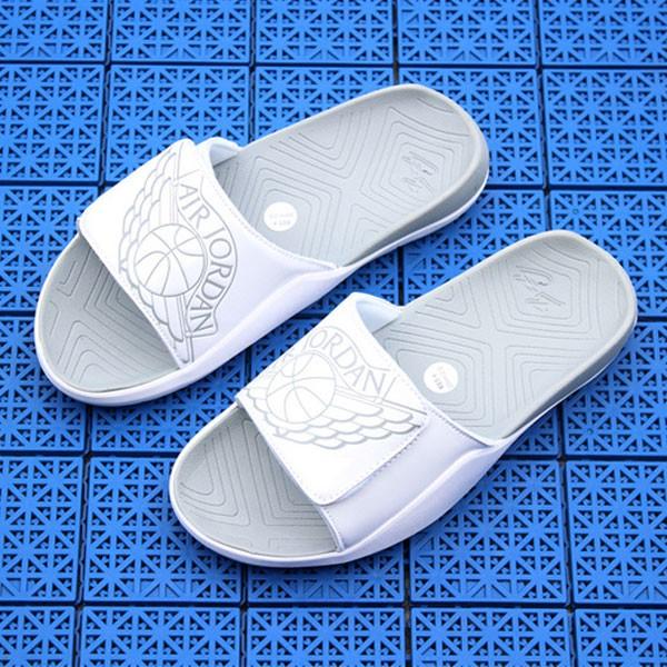 Air Jordan 喬丹系列拖鞋 AJ拖鞋 喬2拖鞋 喬3拖鞋 喬4拖鞋 喬5拖鞋 喬7拖鞋 喬11拖鞋 喬6白灰男款