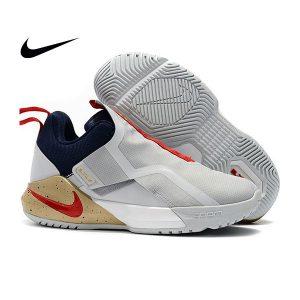 4500850ee013fe47 1 300x300 - Nike Ambassador XI 詹姆斯使節11代低筒籃球鞋 灰白色 最高品質 熱銷推薦