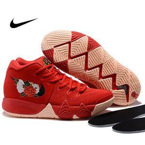 4e77cc5acfc81ad6 1 300x300 - Nike Kyrie4 厄文4代 女子低幫籃球鞋 紅色 花朵刺繡 實戰戰靴 最高品質❤️