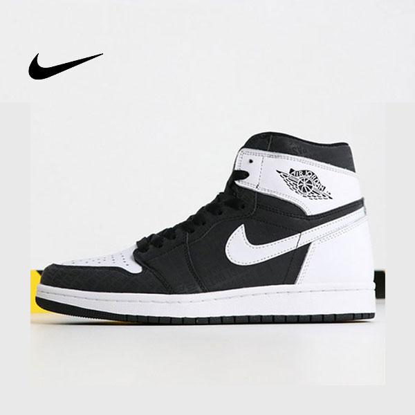 Air Jordan 1 Re2pect 喬丹1代 黑白灰 3M反光 高筒 休閒運動鞋 品質嚴選❤️