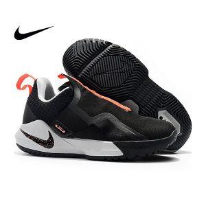 5673a5db65c8d77a 1 300x300 - Nike Ambassador XI 詹姆斯使節11代高筒籃球鞋 黑色 無鞋帶 實戰 新品❤️