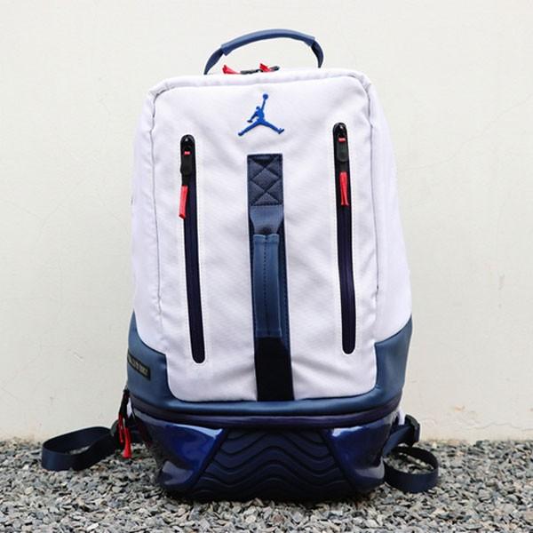 Air Jordan雙肩包 旅行包 休閑包 背包 喬丹包 喬丹書包 喬丹背包 喬3背包 喬3書包 喬丹3代書包 喬丹3代背包 喬丹3代黑水泥雙肩包