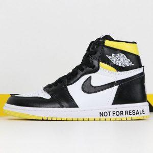 5ac03f6e902fde2f 300x300 - Air Jordan 1 NRG  喬1禁止轉售黑黃腳趾 男鞋