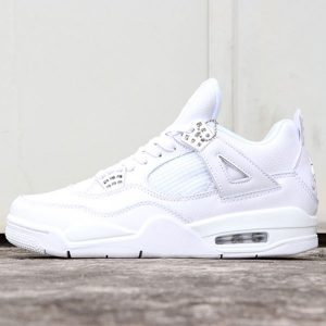 5d1f297c76ff11b5 300x300 - Air Jordan 4 Pure Money 308497-100 喬4白銀 喬4純白男款
