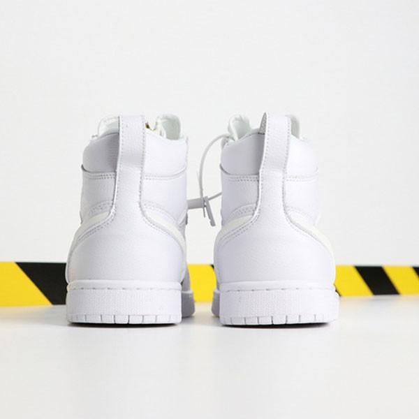 67a69808d3e9f578 - Air Jordan 1 Retro High Zip White AQ3742-116 喬1高幫拉鏈白