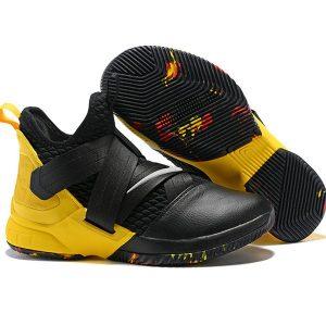 6fcb380dd1ed9069 300x300 - LeBron Soldier XII 詹姆斯 戰士 12代 士兵 籃球鞋 黑黃色 實戰耐磨 新品❤️