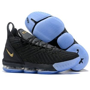 835a91a13922fae9 300x300 - Nike Lebron LBJ15 詹姆斯16代 男子 實戰 氣墊籃球鞋 黑色 金鉤 透氣 新品