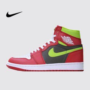 8700883b46ce7a2e 1 1 300x300 - Air Jordan 1 喬丹1代 紅黑白 綠鉤 高筒 休閒運動鞋 最高品質 熱銷推薦❤️