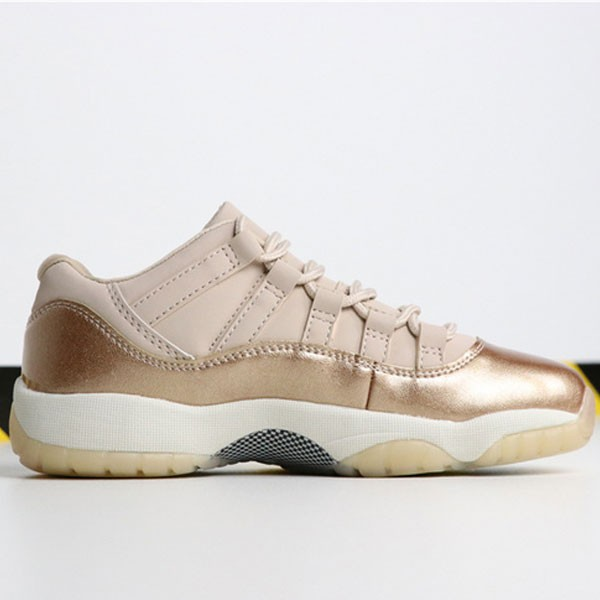 9eae9b82948141c8 - Air Jordan 11 Low GS  Rose Gold AH7860-105 喬11低幫玫瑰金女款