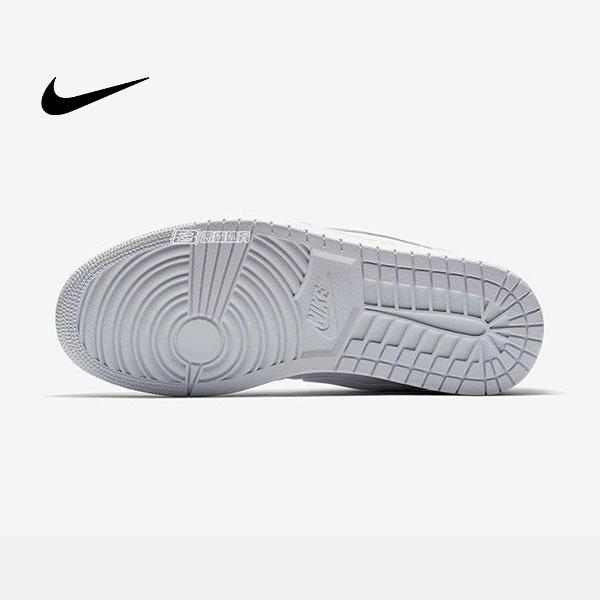 O1CN01G08adh2MVZ04D1HiK 4279589833 - Air Jordan 1 Low Triple White 全白 低幫籃球鞋 休閒板鞋 男款 經典款 時尚❤️