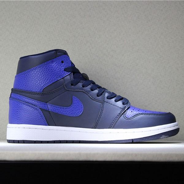 a5f6315a55cf62aa - Air Jordan 1 Pairs Obsidian And Royal 男子籃球鞋