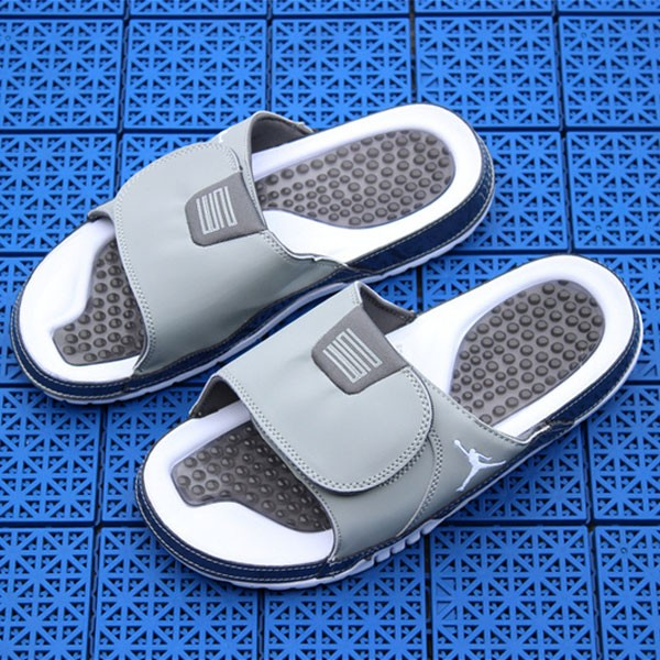 Air Jordan 喬丹系列拖鞋 AJ拖鞋 喬2拖鞋 喬4拖鞋 喬5拖鞋 喬7拖鞋 喬11 喬14拖鞋 喬11酷灰男款