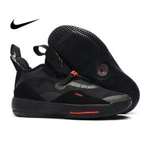 cd7fc6d79ce923ef 1 300x300 - Air Jordan XXXIII 喬丹33代 男子高筒籃球鞋 全黑色 無鞋帶 熱銷推薦❤️