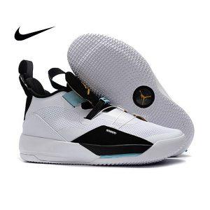 e6e4c412dac30853 1 300x300 - Air Jordan XXXIII 喬丹33代 男子籃球鞋 黑白色 透氣 高筒 熱銷推薦❤️