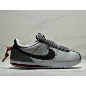 0114480435d62124 300x300 - Nike Cortez Kenny IV 110E2022聯名 全新阿甘一腳蹬設計 運動休閒慢跑鞋 男鞋 灰黑紅