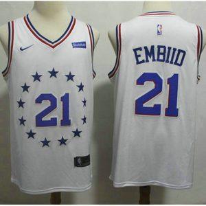 015aec208a120c52 300x300 - Nike NBA球衣 76人21城市白