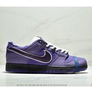 02dc1eca1dba0445 300x300 - Concepts x Nike SB Dunk Low 情侶款 紫白