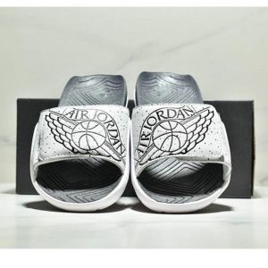 02e310c6ec8a27bc 300x300 - NIKE Air Jordan Hydro AJ7 7代 魔術氈 運動拖鞋 情侶款 白黑