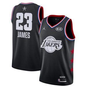 03682c3a79770478 300x300 - Nike NBA球衣 全明星湖人23黑