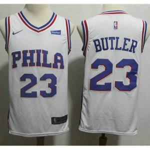 0660f685d874a3c4 300x300 - Nike NBA球衣 76人23白  S-XXL