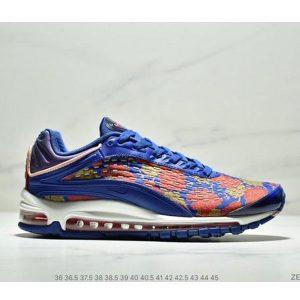 072dd36d80e094df 300x300 - Nike Air Max99 SUPREME 大氣墊聯名緩震復古跑鞋 情侶款 寶藍紅黃
