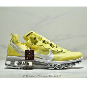 08ecdb1bb4d21358 300x300 - Nike React Element 87全新演繹注入Max 2019 氣墊 男款 檸檬黃白
