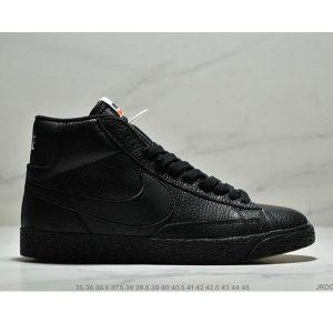 098de6955a84ed47 300x300 - Nike Blazer Retro 開拓者高幫運動休閒板鞋 男女款 黑色
