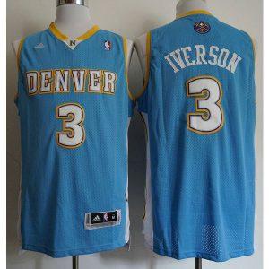 0996aa32f9f3464e 300x300 - Nike NBA球衣 掘金(網眼印花) 3號 艾弗森 淺藍色