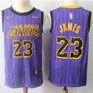 115a80b7433c4ee6 300x300 - Nike NBA球衣 湖人23號 紫色城市版