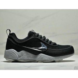 13dec9502bcb7e77 300x300 - NIKE ZOOM SPRDN 運動 慢跑鞋 網面 透氣 舒適緩震 男鞋 黑銀