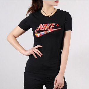 1e1af60b4b7511f7 300x300 - NIKE 女裝2019夏季新款休閒運動透氣跑步短袖T恤 黑色