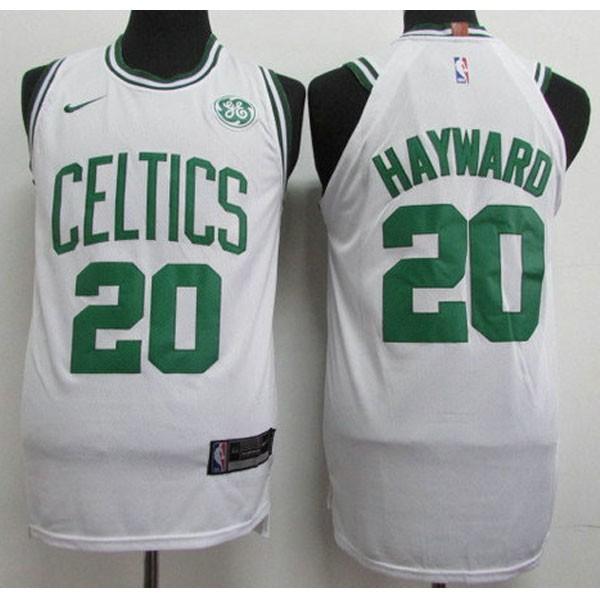 Nike NBA球衣 凱爾特人 20號 海沃德 白色
