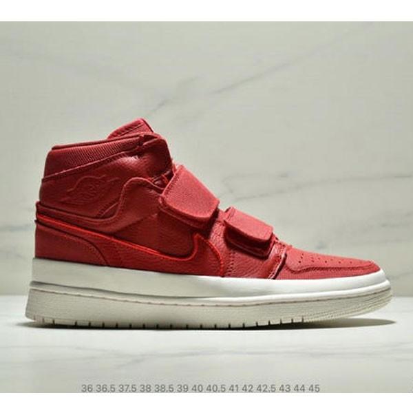 NIKE Air Jordan 1 Retro Hi Double Strap 一代 雙魔術貼 無鞋帶 高幫 籃球鞋 男女款