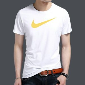 2529c96d20b88737 300x300 - NIKE 男裝 夏季 運動 休閒 舒適 透氣 圓領 短袖 T恤衫