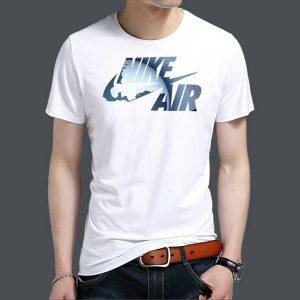 2a438e87289cfa73 300x300 - NIKE 男裝 夏季 運動 休閒 舒適 透氣 圓領 短袖 T恤衫