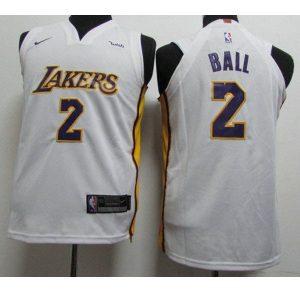 2c6fba9f08a15d1e 300x300 - Nike NBA球衣 湖人  白色