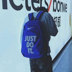 2cf7bf4dc9d6efb2 300x300 - Nike Just Do It 雙肩包 情侶揹包 休閒學生書包 如圖