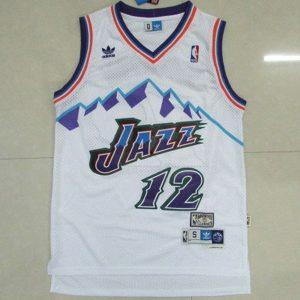 2f038f91defdf67d 300x300 - Nike NBA球衣 爵士隊 雪山版 12號 斯托克頓 白色