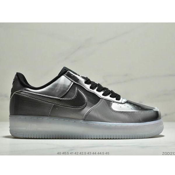 Nike Air Force 1 07 Demon Low 空軍一號 夜魔5D漸變閃光 百搭低幫休閒板鞋 男鞋