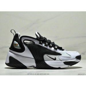 301a95ffe9163475 300x300 - Nike Zoom +2K Sneaker White/Black Zoom 2000復古百搭老爹慢跑鞋 男款 白黑
