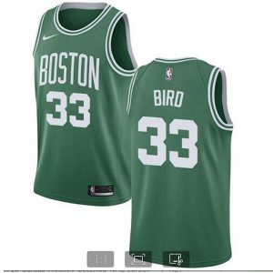 38b30ab7c464b87a 300x300 - Nike NBA球衣 凱爾特人33綠