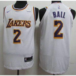 38b3302cee0a0fbe 300x300 - Nike NBA球衣 湖人 2號 鮑爾 白色