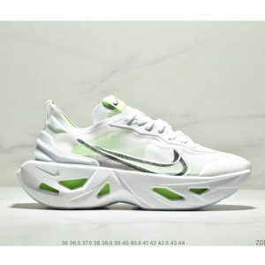 38f3aa493618b39b 300x300 - Nike Wmns Zoom X Segida塞吉達旋風輕量系列厚底老爹超級慢跑鞋 情侶款 白黑熒光綠